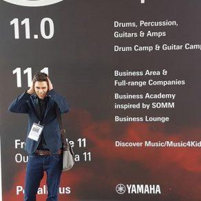 Auri Akustik Musikmesse