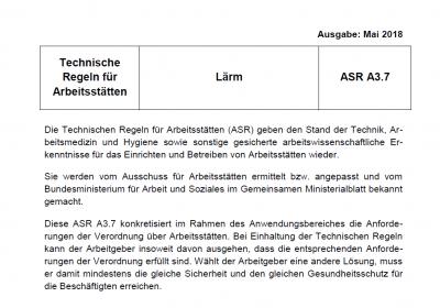 ASR A3.7 Auri Akustik