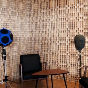Auri Akustik Messung Binauaral