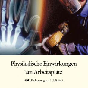 """Fachtagung von LUBW, IHK und Wirtschaftsministerium am 3. Juli 2019 zu """"Physikalische Einwirkungen am Arbeitsplatz"""""""