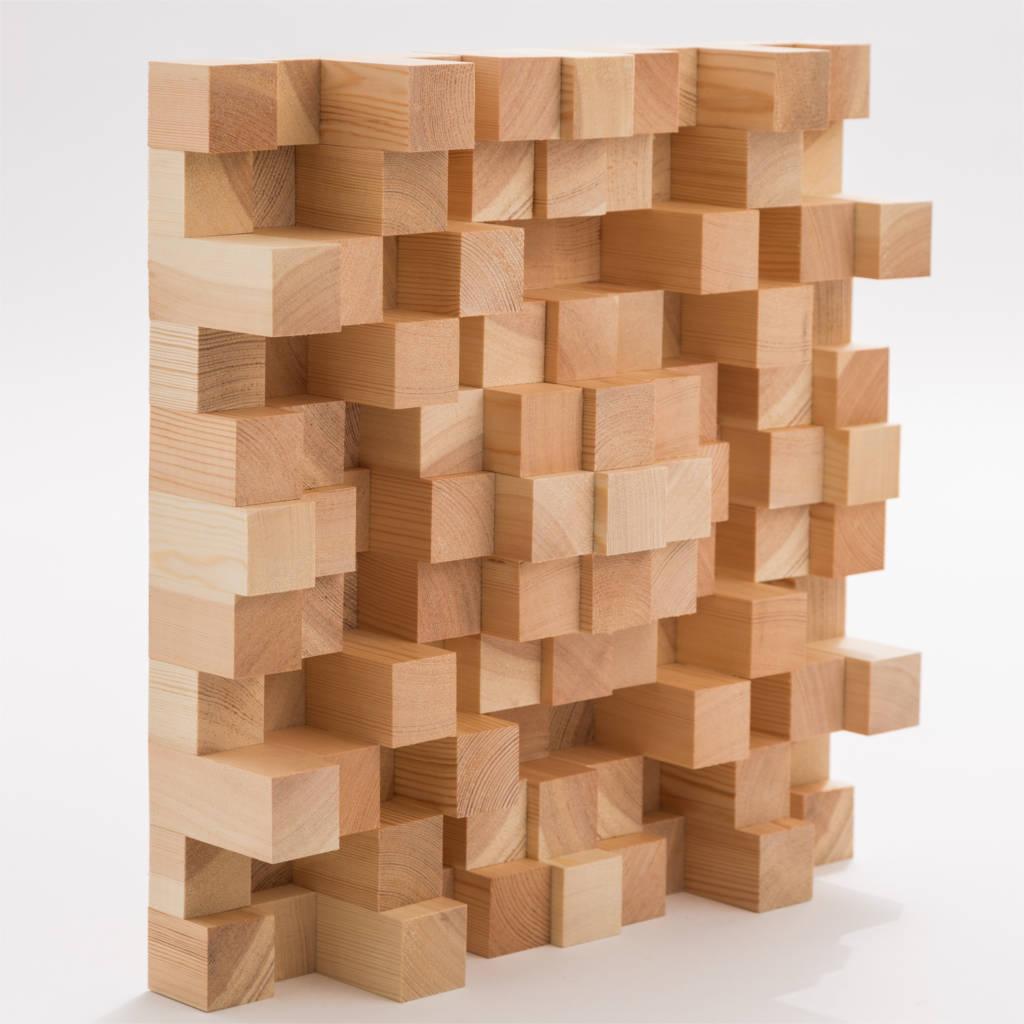 Auri Akustik Diffusor Skyline Holz natur